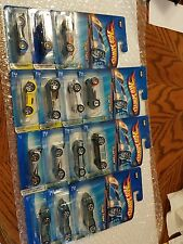 Hot Wheels,2005 1st.editions,DROP TOPS SERIES all ten plus var. 14 total