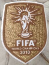 2010 FIFA World Cup Barcelona Real Madrid FC Patch Badge Soccer Badge Messi
