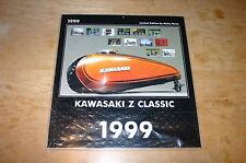 Kalender 1999 Micky Hesse Kawasaki Z1, Z900, Z1000