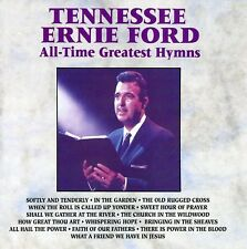 Tennessee Ernie Ford - All-Time Greatest Hymns [CD New]