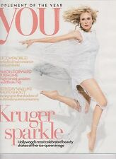You Magazine 22 August 2010,UK, Diane Kruger cover, Kimberley Walsh