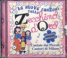 AA.VV. Le Nuove Canzoni dello Zecchino d'Oro CD Ottime Condizioni