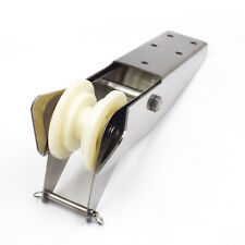 """Great Boat&Marine Stainless Steel Hinged Self-Launching Bow Anchor Roller 12.9"""""""