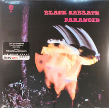 Black Sabbath PARANOID 180g Gatefold RHINO RECORDS Ozzy Osbourne NEW VINYL LP
