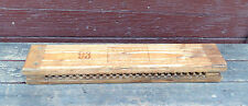 Very Cool Antique 25 Slot Karl Hart Schwetzingen Cigar Mold #93