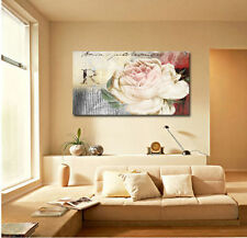 HD Canvas Print Home Decor Wall Art Painting Picture-Flower 1PC Unframed #056