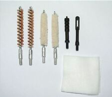 .30 .303 .308 30-60 7.62mm 31pc Rifle Cleaning Kit Bore Brushes Patches Jag UK