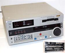SONY DSR-1800AP PROFI  DIGITAL VIDEOCASSETTE RECORDER DVCAM MASTER SERIE #I181
