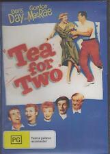 TEA FOR TWO - DORIS DAY & GORDON MACRAE NEW ALL REGION DVD