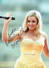 Katherine JENKINS SIGNED Autograph LARGE 16x12 Photo British Music AFTAL COA