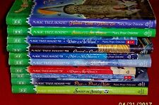 10 Merlin Mission Magic Tree House Chapter Books Mary Pope Osborne Soccer HC/SC