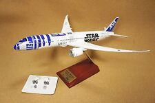 ANA All Nippon Airways Boeing B787-9 Dreamliner JA873A Star Wars R2-D2 Jet 1/200