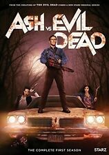 Ash Vs Evil Dead: Season 1 - 2 DISC SET (2016, REGION 1 DVD New)