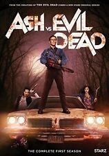 Ash Vs Evil Dead: Season 1 - 2 DISC SET (2016, REGION 1 DVD New)