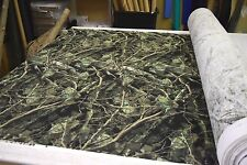"FISHOUFLAGE CRAPPIE HUNTING FISHING CAMOUFLAGE MESH KNIT 57""W POLY COTTON CAMO"