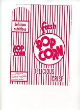 25 NEW Popcorn Box Size 2-E