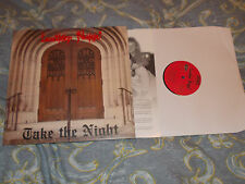 "Leather Nunn ""Take the Night"" LTD Re-issue 500 copies Medieval Steel Paradoxx"