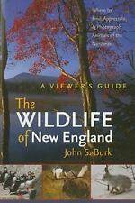 The Wildlife of New England: A Viewer's Guide, Burk, John S.