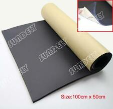 1Roll Self Adhesive Closed Cell Foam 10mm Car Sound Proofing Insulation