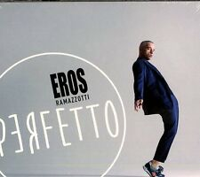 Eros Ramazzotti - Perfetto CD (new album/sealed) disco
