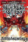 The Lord of Fire (The Five Lords of Pain)-ExLibrary