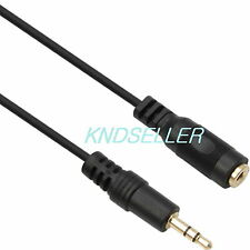 5M 15ft ( 3.5MM STEREO EXTENSION Cable ) Gold plating AUDIO Speaker PC iPod mp3