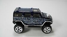Hot Wheels Hummer Lifted H2 1/64 Scale JC49