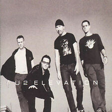 U2 Elevation UK CD single ~ NEW ~ SEALED ~ MINT! ~ three mixes