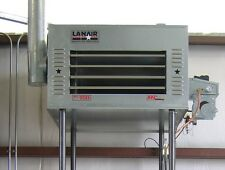 Waste Oil Heater/Furnace Lanair MX250  HEATER ONLY / FREE SHIP w/pump/filter