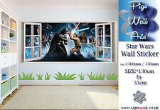 Star Wars wall sticker The Force Awakens children's Bedroom wall decal xx large.