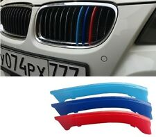 3 Colours Plastic Kidney Grilles (12) Clips BMW 3 Series M Sports E90 2008-2012