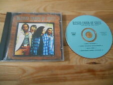 CD Indie Blessid Union Of Souls - Let Me Be  The One (4 Song) Promo EMI REC jc