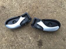 Genuine Ford Focus ST170 Pair Of Interior Door Handles - Fits 3 & 5 Door Cars