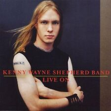 Kenny Wayne Shepherd Band Live on (1999) [CD]