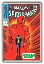 THE AMAZING SPIDER MAN Nº50 FRIDGE MAGNET IMAN NEVERA