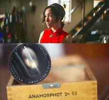 Anamorphot ISCO Göttingen 2x anamorphic lens - no slr magic kowa lomo iscorama