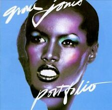 GRACE JONES - PORTFOLIO (AUDIO CD) IMPORT NEW