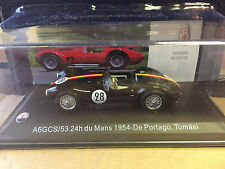 "DIE CAST ""A6GCS/53 24H DU MANS 1954 DE PORTAGO"" MASERATI 100 YEARS COLLECTION"