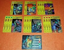 OVERPOWER Curse PLAYER SET hero Image 5 sp Appendage of Death Brutal Dissection