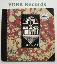 """BIG COUNTRY - Just A Shadow - Excellent Condition 7"""" Single Mercury BCO 8"""
