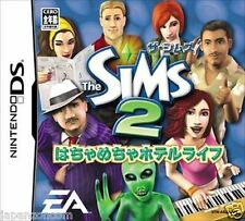 Used DS The Sims 2   NINTENDO JAPANESE IMPORT