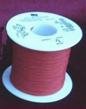 SUPER THIN & Light Argentati 7 Strand ROSSO OFC FILO. re-wire RC risparmiano peso