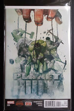 PLANET HULK  # 4. SECRET WARS . MARVEL COMICS BAGGED BOARDED
