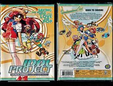 Idol Project - Complete Series - Brand New 2 DVD Anime Set