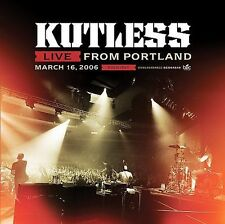 KUTLESS - Live From Portland (Christian Rock) CD