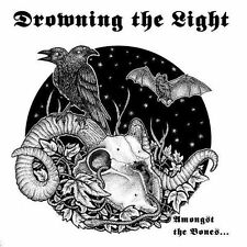 Drowning the Light - Amongst the Bones...CD 2014 black metal Razed Soul