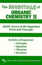 The Essentials of Organic Chemistry II (Essential Series)