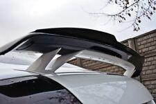 Cup TETTO SPOILER NERO SPOILER POSTERIORE per AUDI TT RS 8j SPOILER SPLITTER REAR TTRS
