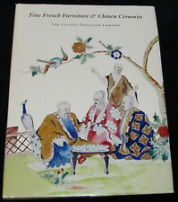 FINE FRENCH FURNITURE & CHINESE CERAMICS HC 2003 Chinese Porcelain Company