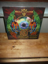 "MASTODON ""Crack The Skye"" LP REPRISE EUROPE 2009 - SEALED"